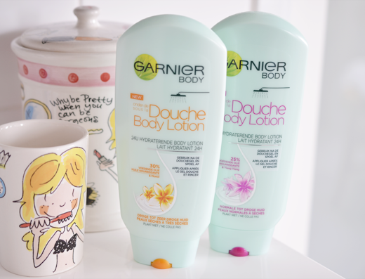 Garnier Douche Body Lotion