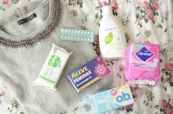 10x gênante momenten tijdens je menstruatie