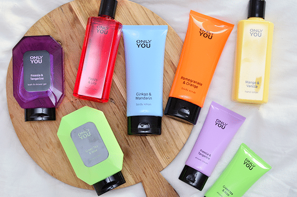 Only You Bath & Body Care