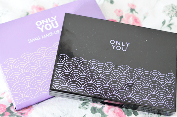 ONLY YOU Small Make-Up Palette