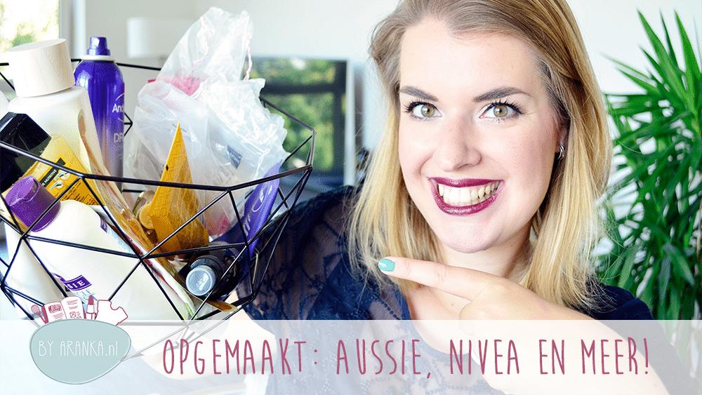 Opgemaakt: Aussie, Nivea en meer!