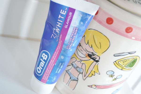 Oral B 3D White – werkt het?