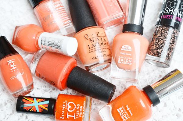 10x oranje nagels voor Koningsdag!