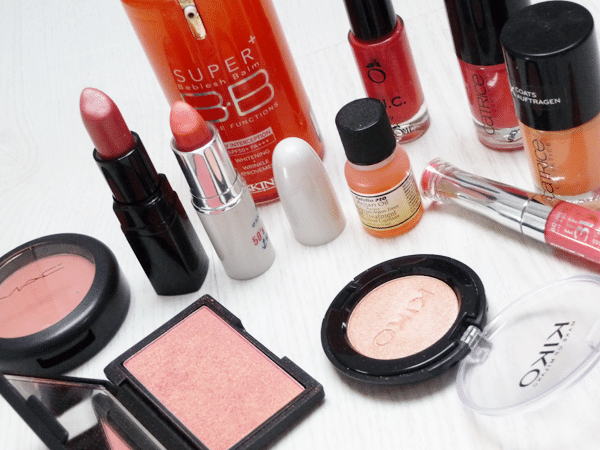 Hot: Oranje make-up!
