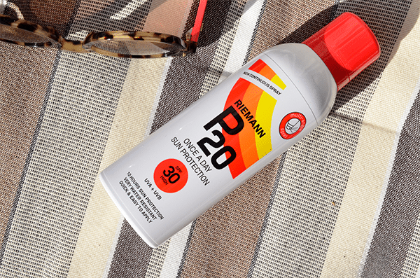 P20 Once A Day Sun Protection Continuous Spray