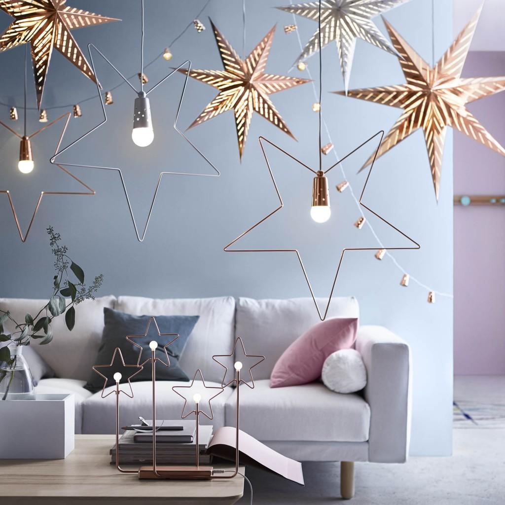 Kom in de kerstsferen met IKEA