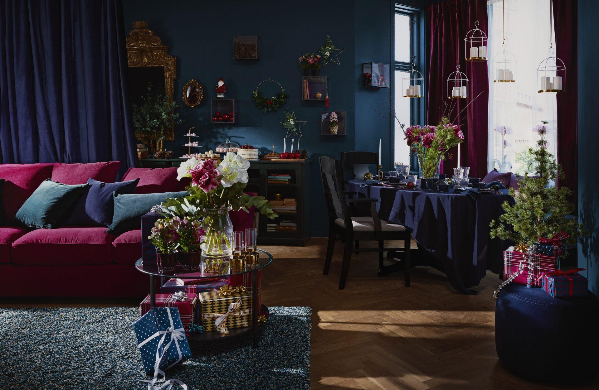 Klaar voor de feestagen met de IKEA Winter Collectie