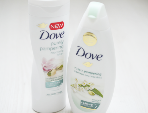 Dove Purely Pampering Pistache & Magnolia