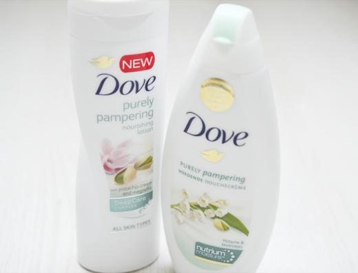 Dove Purely Pampering Pistache & Magnolia