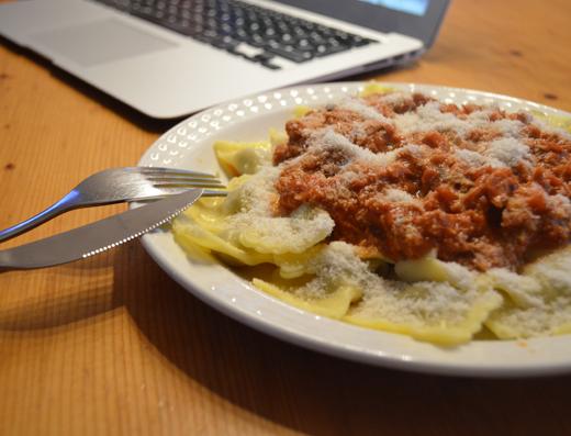 Recept: Snelle in 10 minuten op tafel pasta