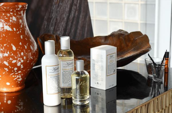 Coming up: Kiehl's producten