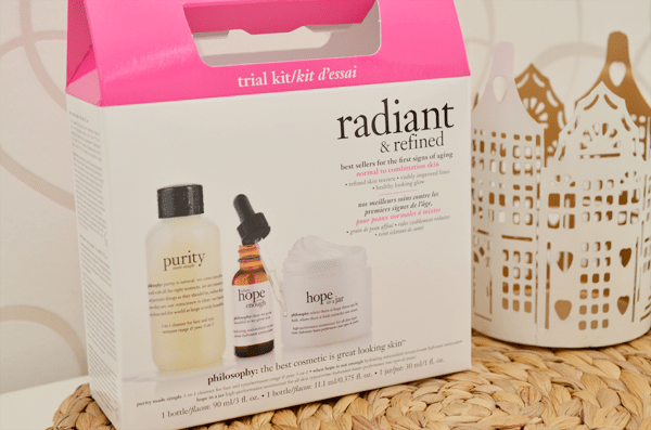 Philosophy Radiant & Refined Kit