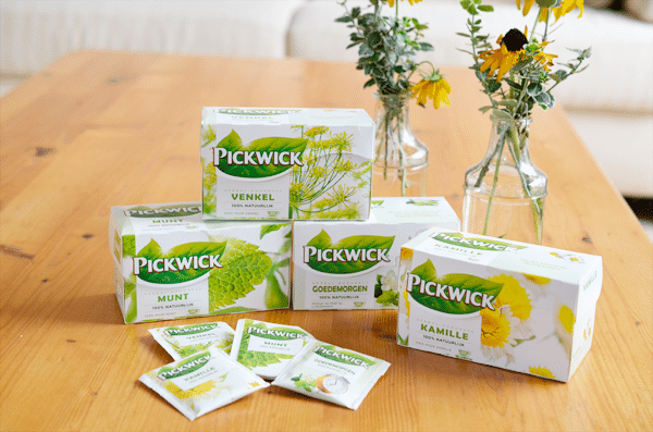 Pickwick Herbal Goodness