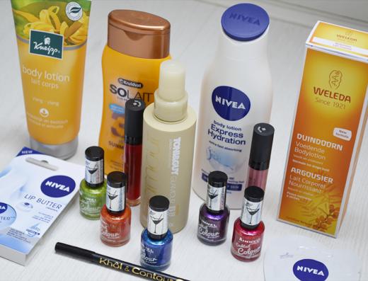 Win een beautypakket van meer dan € 100,-!