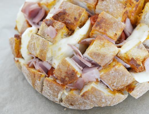 Recept: Italiaans Plukbrood