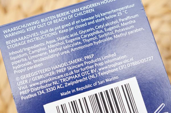 Prep Skin Protective Crème