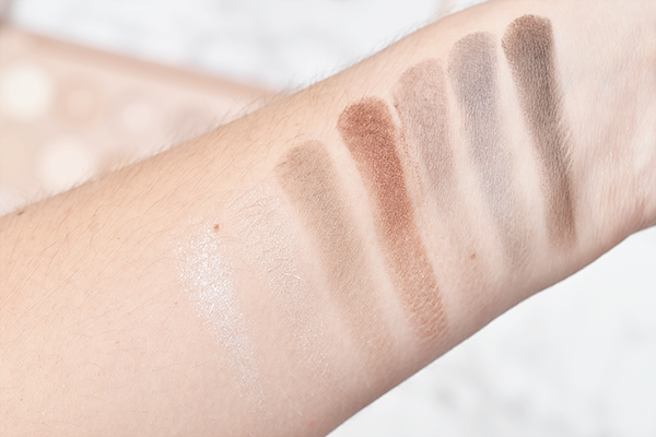 Primark PS… Nudes Eye Shadow Collection