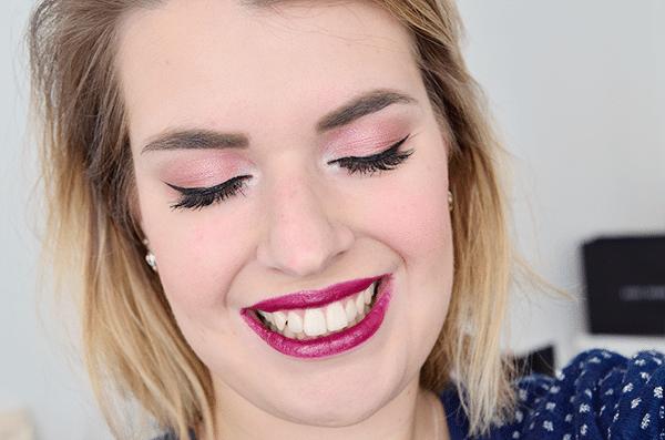 PUPA Velvet Garden Eyeshadow Palette & Lipstick
