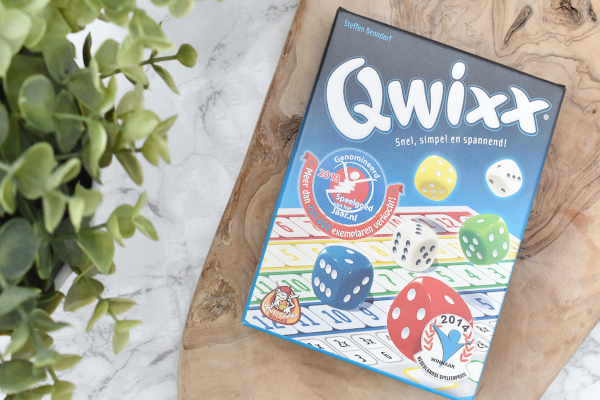 Let's Play: Qwixx