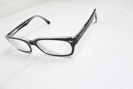 Nieuwe bril!