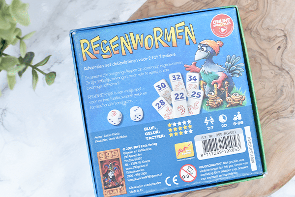 Let's Play: Regenwormen