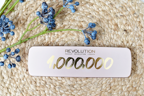 Makeup Revolution 1 Million Palette