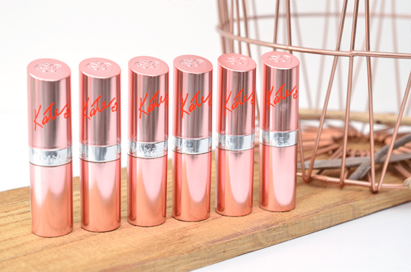 Rimmel Lasting Finish Lipstick By Kate