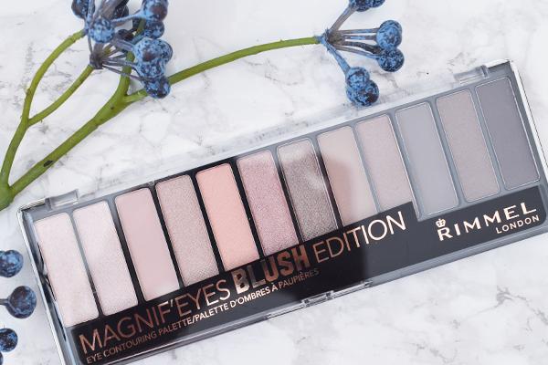 Rimmel Magnif'eyes Blush Edition Eye Contouring Palette