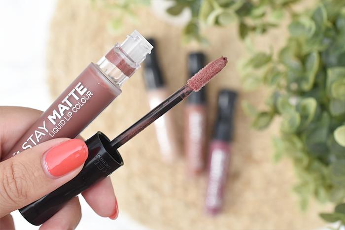 Rimmel Stay Matte Liquid Lip Colour – nieuwe kleuren