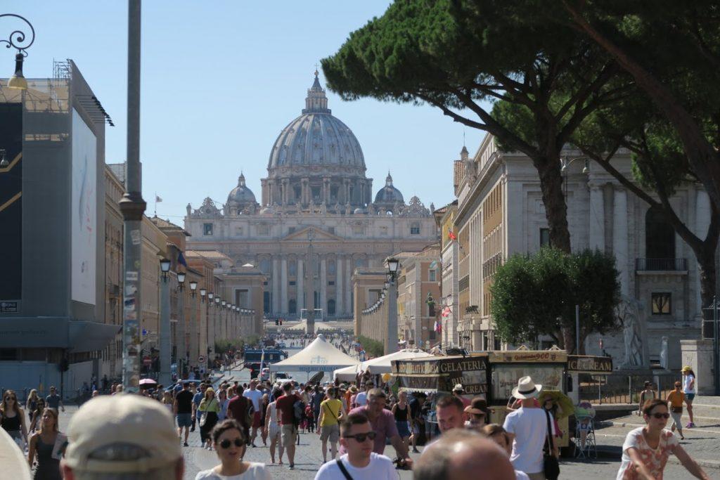 Tip: Goedkoop naar Rome