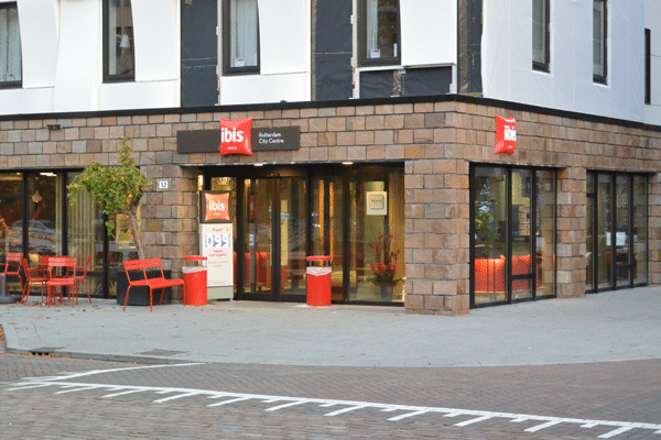 Hotspot: Rotterdam Ibis City Centre Hotel