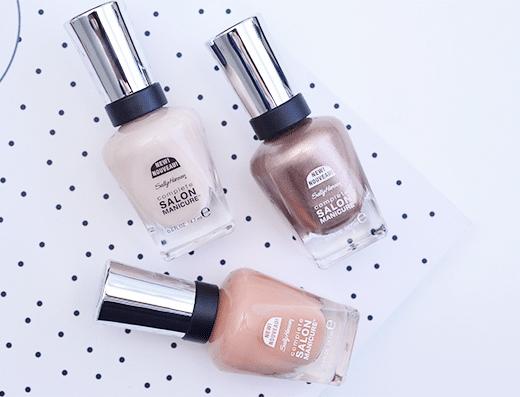 Sally Hansen Complete Salon Manicure – nieuwe kleuren