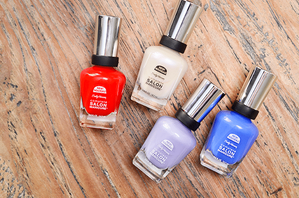 Sally Hansen Complete Salon Manicure Trend Collection