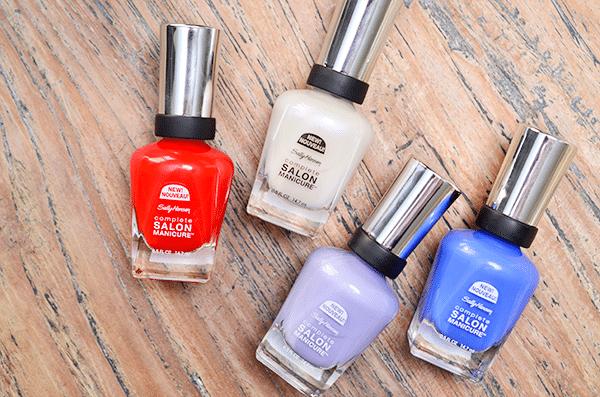 Sally Hansen Complete Salon Manicure Trend Collection
