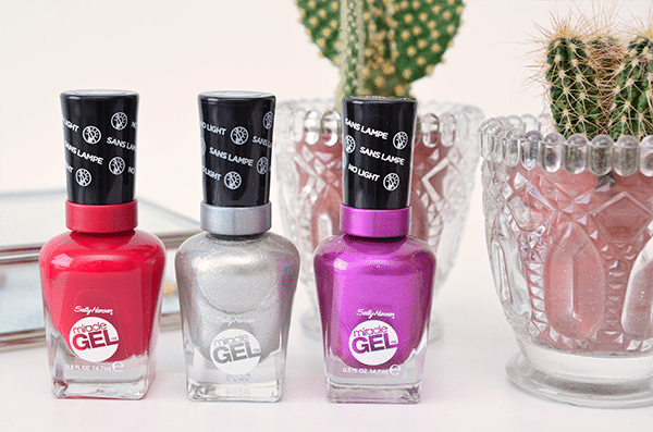 Sally Hansen Miracle Gel Ready To Party