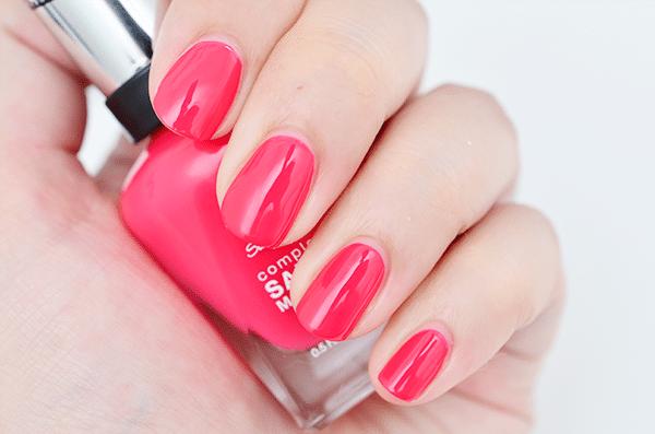 Sally Hansen New Formula Complete Salon Manicure