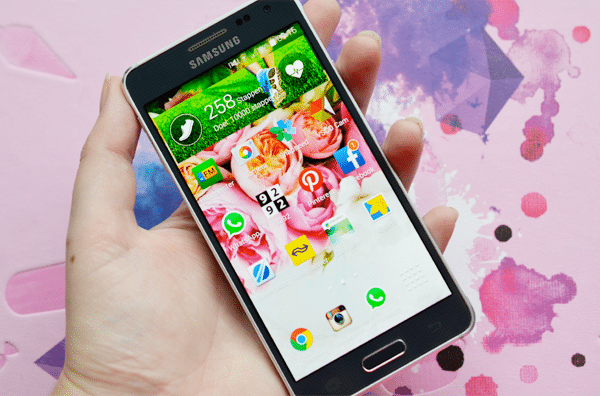 Review: Samsung Galaxy Alpha