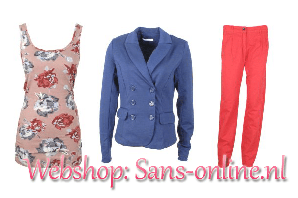 Webshop: Sans-online.nl