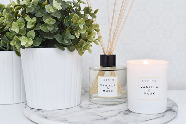 SCENTO Home Fragrances