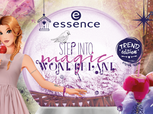 Preview: Essence Step Into Magic Wonderland