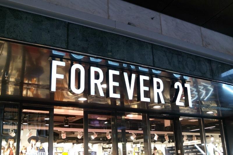 Opening Forever 21 Rotterdam + binnenkijken