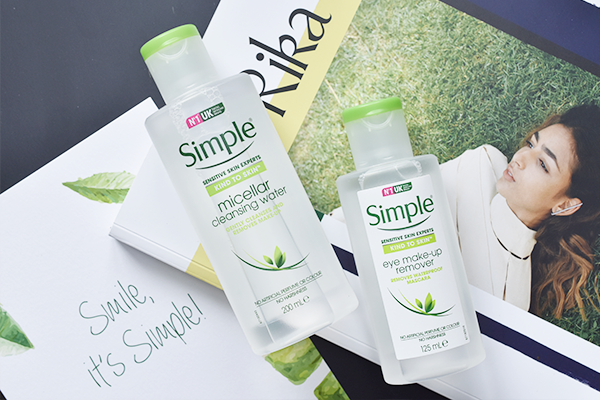 Simple Skincare + Win
