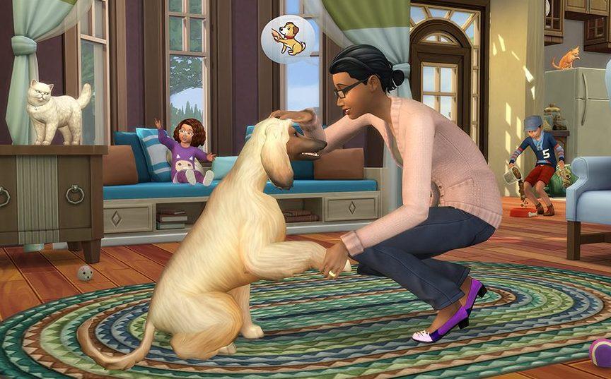 Let's Play: Sims 4 Honden en Katten