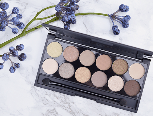 Sleek i-Divine A New Day Eyeshadow Palette