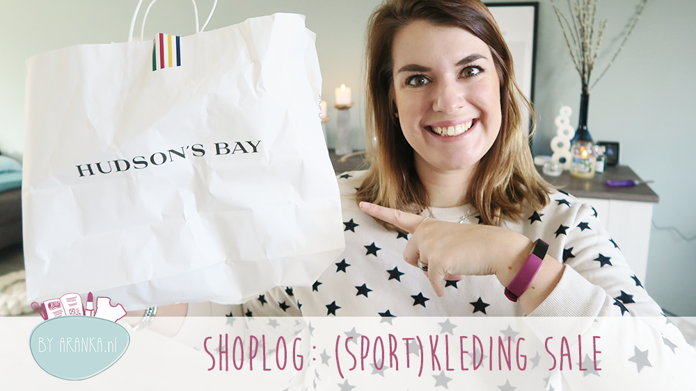 SHOPLOG: (sport)kleding sale!