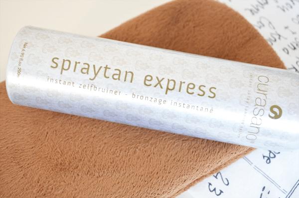 Curasano Spraytan Express