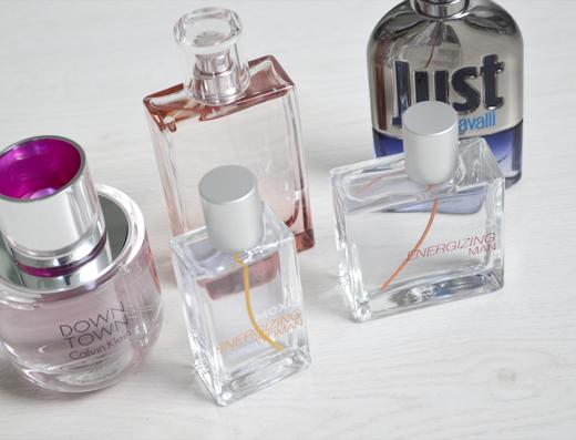 Stapelreview van parfum voor het najaar