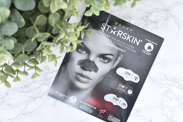 Starskin 3-Step Advanced Pore Cleansing Expert System