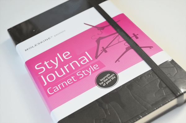 Moleskine Style Journal