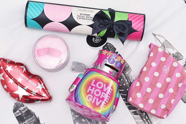 The Body Shop Peace Play Project Cadeausets